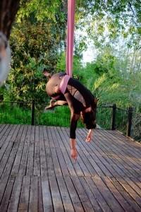 Gülşah Ilgın - Aerialist / Acrobat