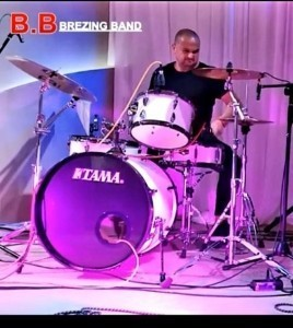Bogdan Niculicea (El Ritmo) - Drummer