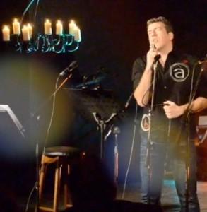 Dimis Scarpas - Male Singer