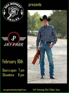 Jay Parr - Country & Western Band