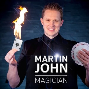 Martin John - Close-up Magician
