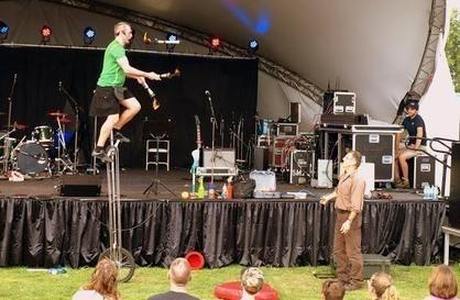 Jonny Flash - Juggler