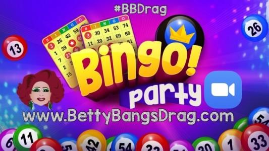 Betty Bangs - Drag Queen Act