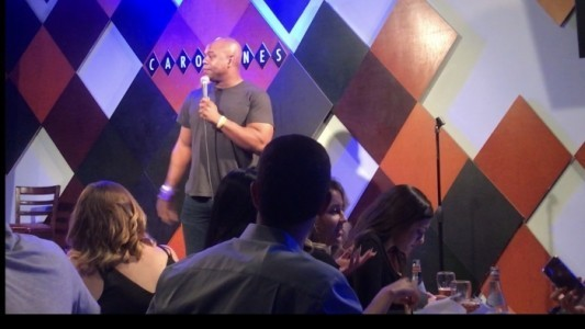 Keith Collins - Adult Stand Up Comedian