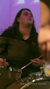 Guilherme Moraes - Drummer