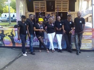 Gabriel (The African JAZZ Hounds ) - Jazz Band