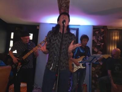 Cool Cabaret - Male Singer