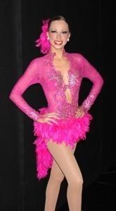 Jennie Furniss - Female Dancer