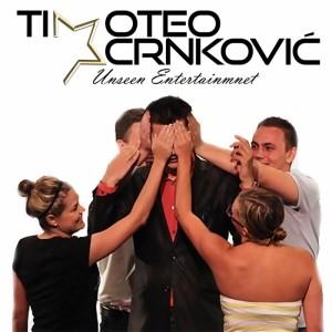 Timoteo Crnkovic - Stage Hypnotist image
