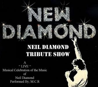 New Diamond - Neil Diamond Tribute  - Neil Diamond Tribute Act