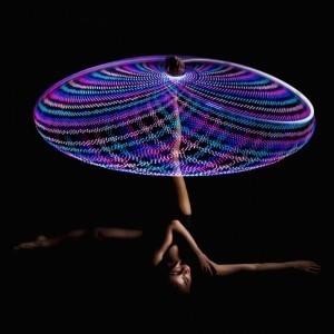 Silvia Pavone - Hula Hoop Performer