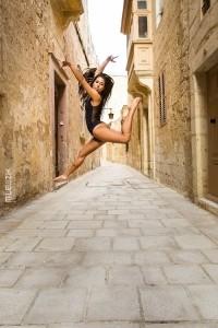 Lourdes Varela - Female Dancer