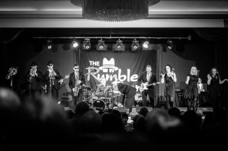 The Rumble Band - Soul / Motown Band