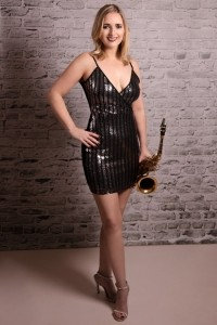 Clare Marie - Saxophonist