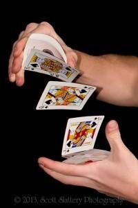 Brandon Remey a.k.a Time-Stopper - Close-up Magician