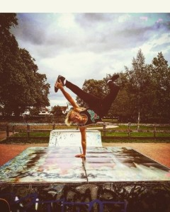Mason Agar - Male Dancer