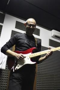 Domenico Nitti  - Electric Guitarist