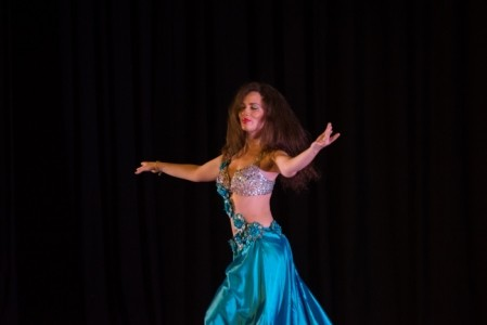 Athina-Maria - Belly Dancer