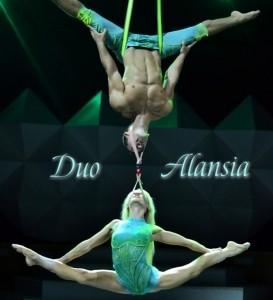 Duo Alansia - Aerialist / Acrobat