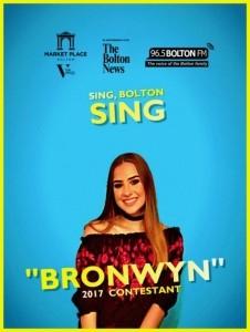 Bronwyn - Female Singer