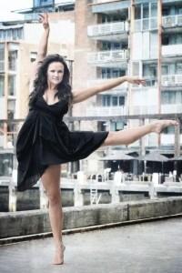 Erin Bostock - Female Dancer