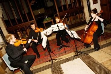 Alani String Quartet - String Quartet
