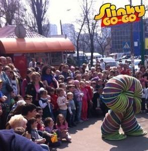 Slinky Go-Go - Other Speciality Act