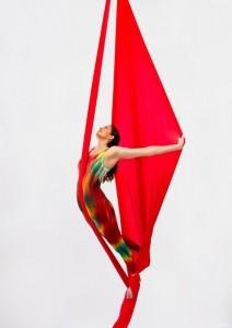 Corean Gonzales - Hula Hoop Performer