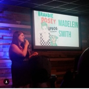 Madelein Smith - Adult Stand Up Comedian