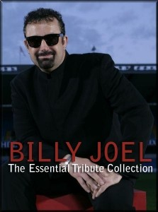 The Billy Joel Experience The Number One Solo Tribute to Billy Joel in The Uk !  image