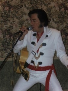 Travis Albertson - Elvis Impersonator