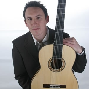 Guitarist Mike Georgiades - Classical / Spanish Guitarist