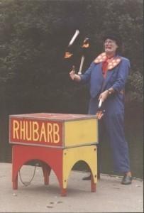 Rhubarb the Clown - Clown