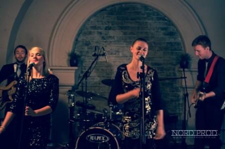The Pentatonics Band / Christelle Duo image