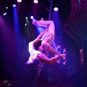 Aerial act Duo Ratushnyi - Aerialist / Acrobat