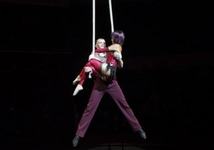 Oleg and Svetlana - Aerialist / Acrobat