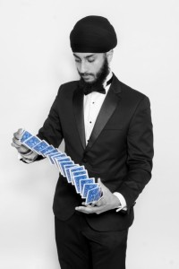 Manmeet Singh - Close-up Magician