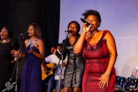 Rumbie Rue - Jazz Singer