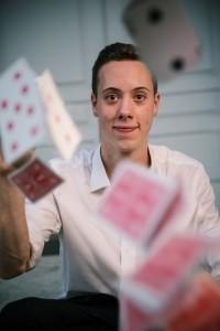 Eaden Marti: Magician & Mentalist  - Mentalist / Mind Reader