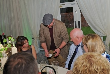 James Bleakley - Close-up Magician