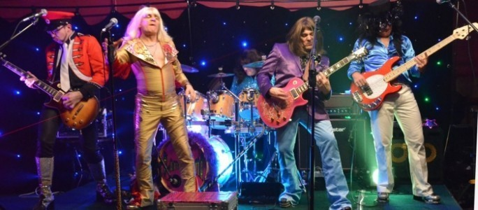 Glamorama - 70s Tribute Band
