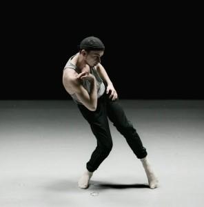 Yari de Vries - Male Dancer