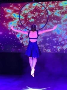 Rosie Matthew - Aerialist / Acrobat