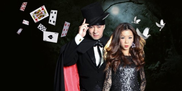 The Illusion Of Mark & Pinky - Stage Illusionist