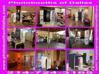 DJ Tommy Scott - Photo Booths of Dallas - Photo Booth
