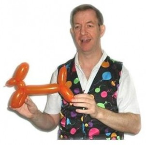 Derby Childrens Entertainer Stuart Brown - Balloon Modeller