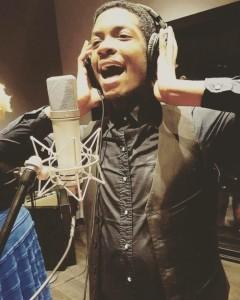 Marcus Pitt - Male Singer