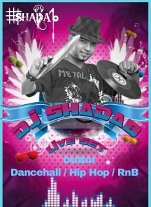 Dj Shadab - Nightclub DJ