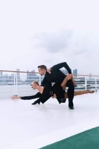Kryzhanovskaia Tatiana  - Ballroom Dancer