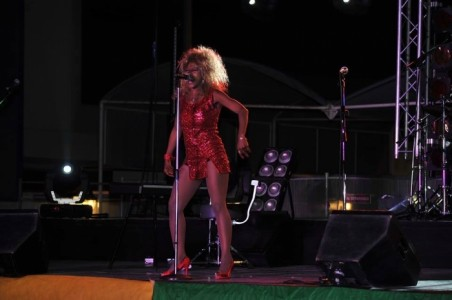 Carmel Hunter  - Tina Turner Tribute Act